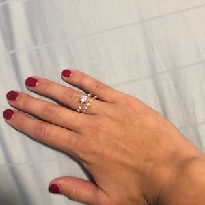 Cute Ring and Band